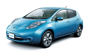 nissan leaf for linkedin