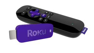 rock streaming stick